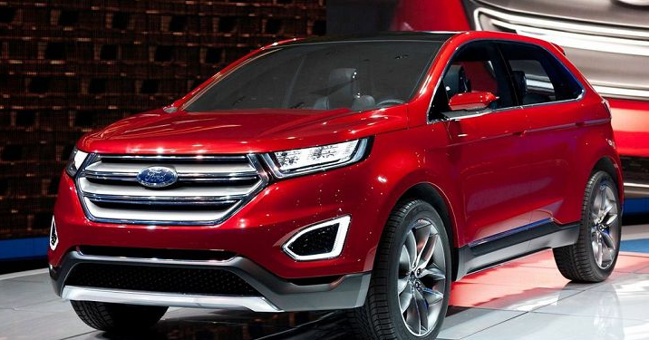 2018 Ford Edge Hybrid Design New Features And Performance 2018