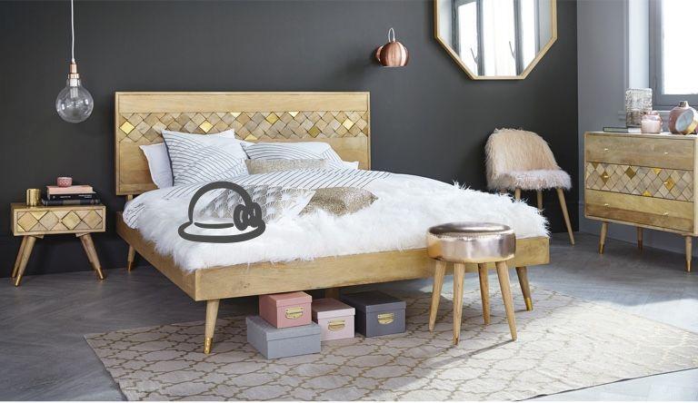Vintage Stijl Slaapkamer : Ontdek de nieuwigheden van de maisons du monde vintage stijl