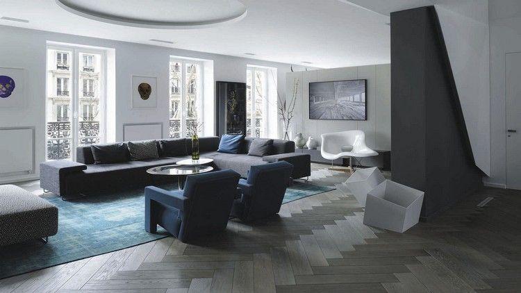 Wohnideen Und Inspiration kombinieren grau parkett richtig 20 wohnideen und inspiration