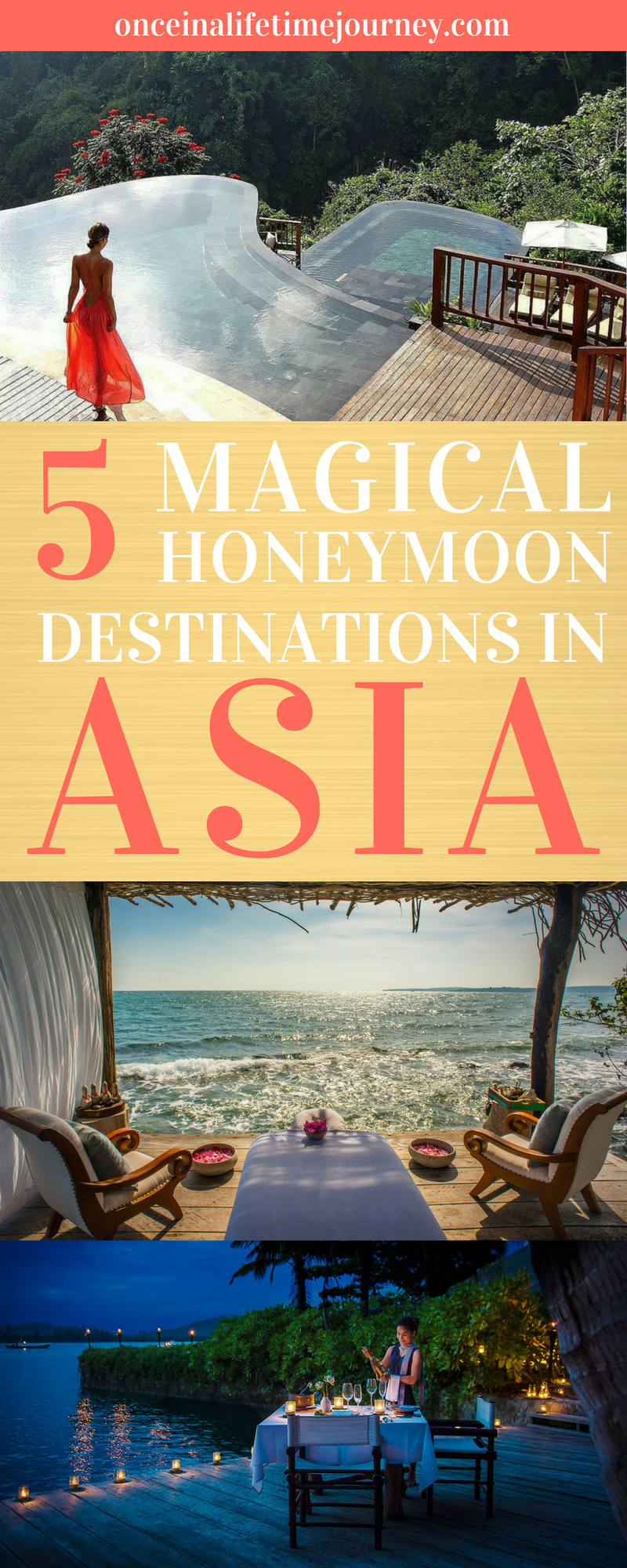 Honeymoon Destinations In Asia: 5 Magical Places You Have