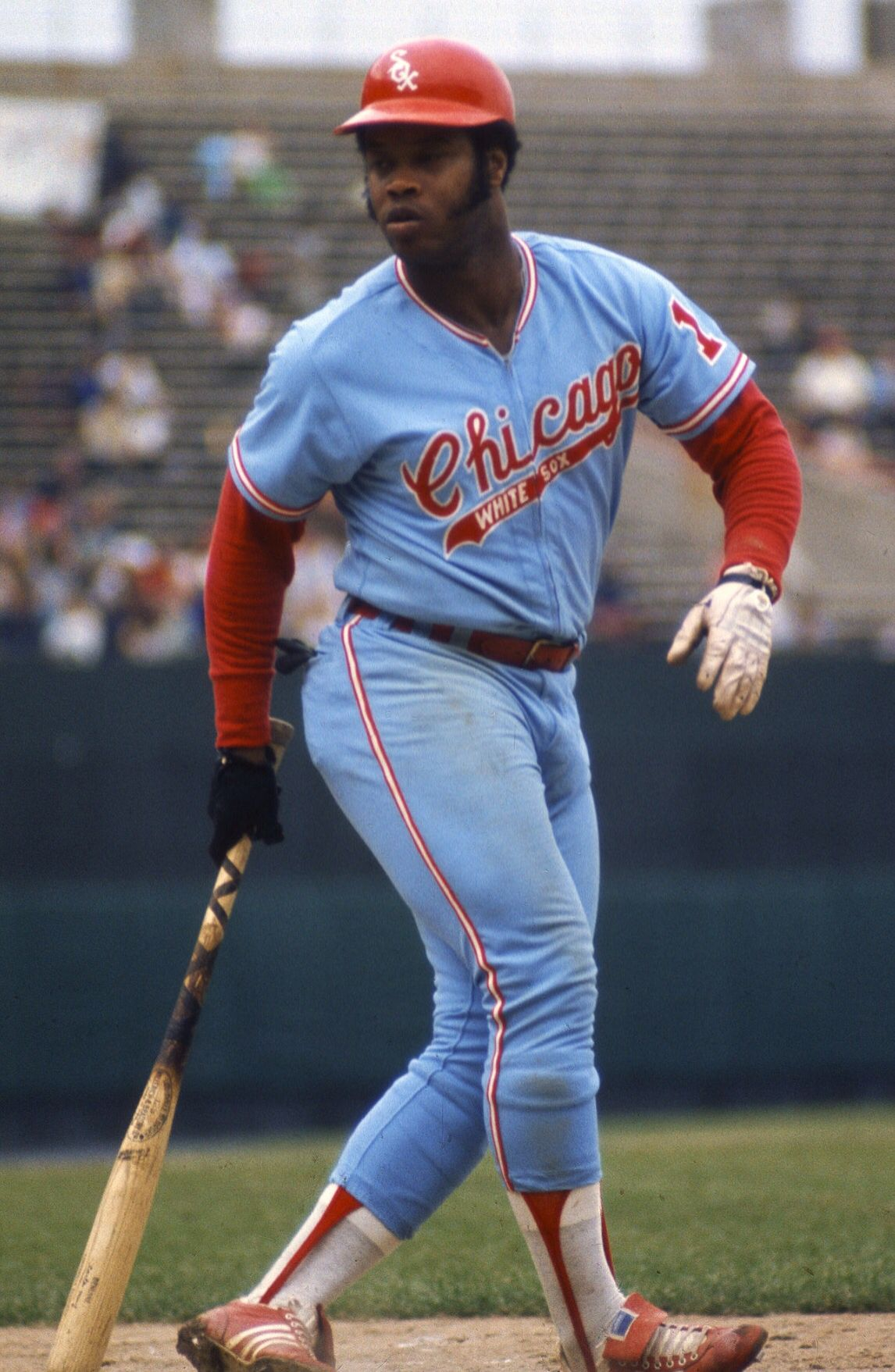 Carlos May Chicago White Sox Pro Baseball Scores