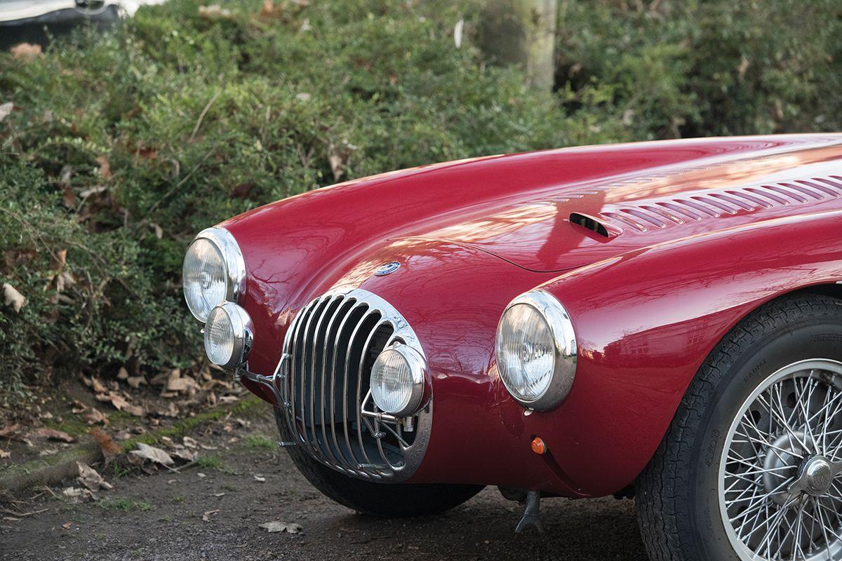 1954 Osca 2000 S By Morelli Autos Pinterest Autos Carritos