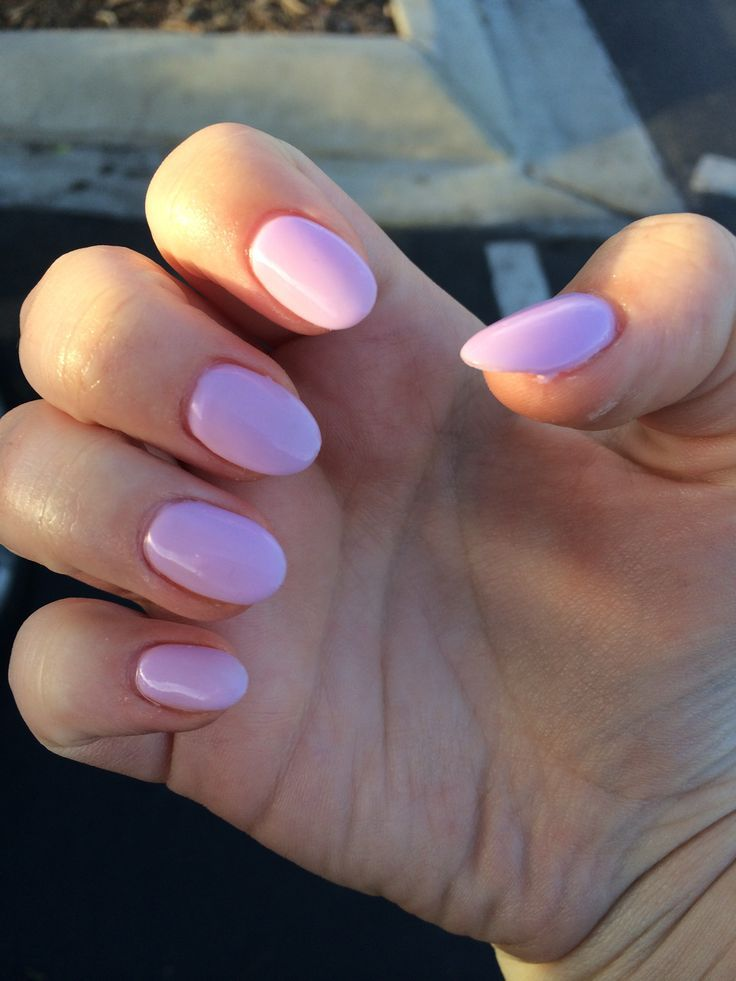 Almond Shaped Acrylic Nails Gel | Hair/Makeup/Skin Care | Pinterest ...