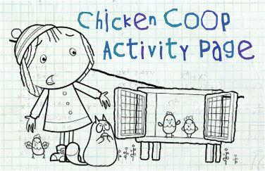 Onthefarm adventures peg cat pbs kids peg cat for Peg cat coloring pages