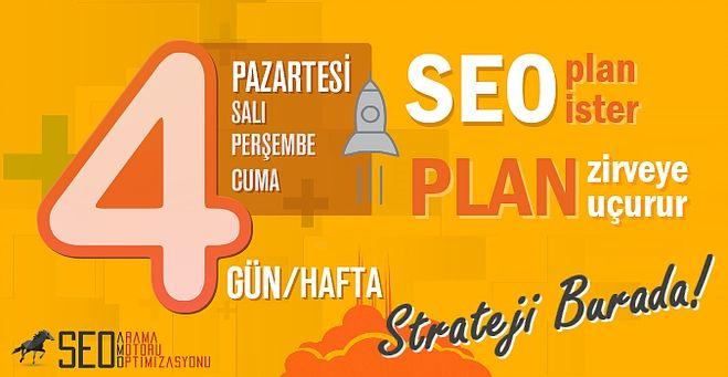Aylık Seo Stratejisi