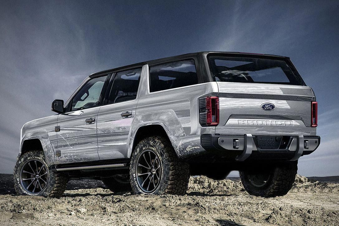 Truck Accessories Ford Fordtrucks In 2020 Ford Bronco Ford
