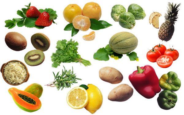 Foods that contain vitamin c vitamins pinterest vitamins foods that contain vitamin c workwithnaturefo