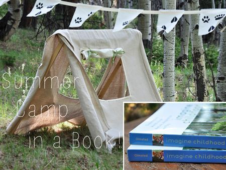 Outside summer tent. make from garden stakes and hemp fabric. & Back green play tent (inspiring) | Waldorf | Pinterest | Green ...