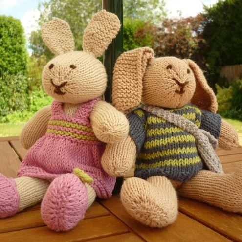 Free Toy Knitting Patterns Page 1 Freepatterns N