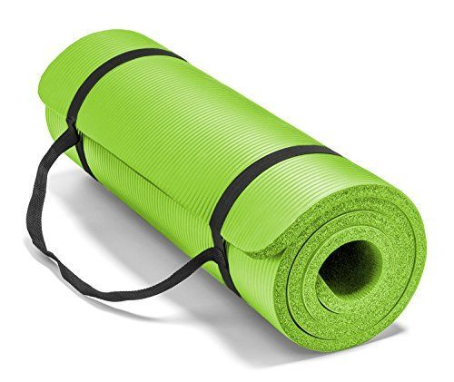72 Long 24 Wide Yoga Mat Ensures Comfort For People Of All Shapes And Sizes Ultra Thick Mat With Specially Designed Spo Mat Exercises Yoga Mats Best Yoga Mat