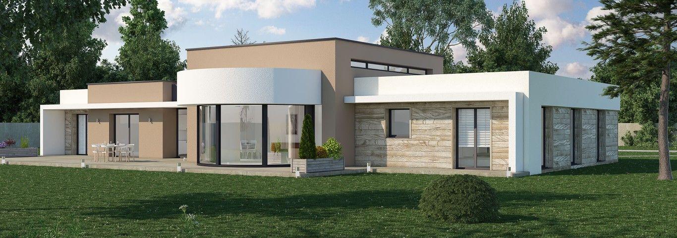 Maison en Ligne - Terre & Demeure - Constructeur de maisons individuelles en Ile-de-France