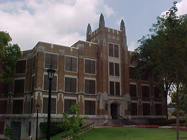 Florence Al Bibb Graves Hall University Of North Alabama