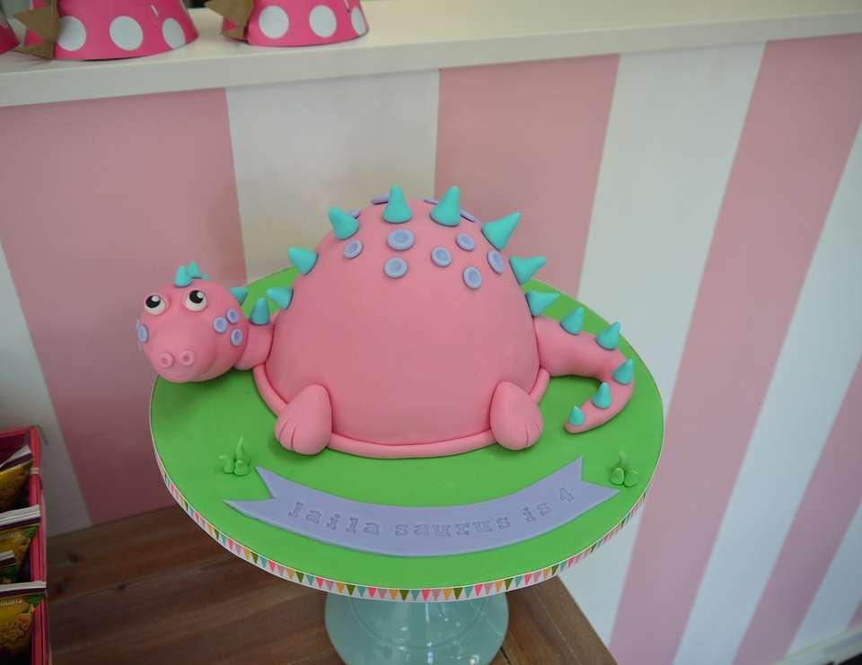 Dinosaurs Birthday Lailas 4th Dinosaur Birthday Dinosaur