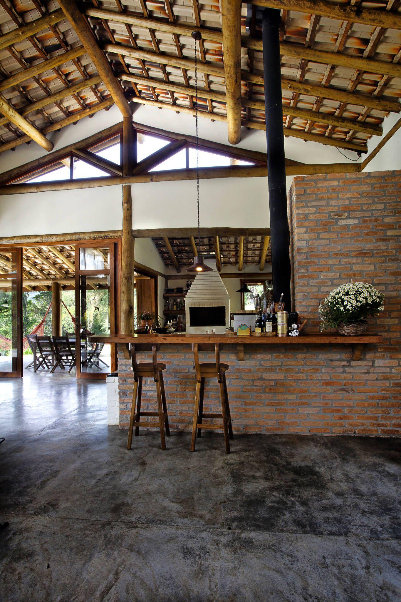 Fotos de decora o design de interiores e reformas - Fotos casas rusticas ...