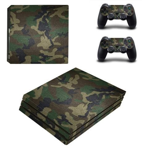 Army Dress Playstation 4 Pro Skin Decal For Console And