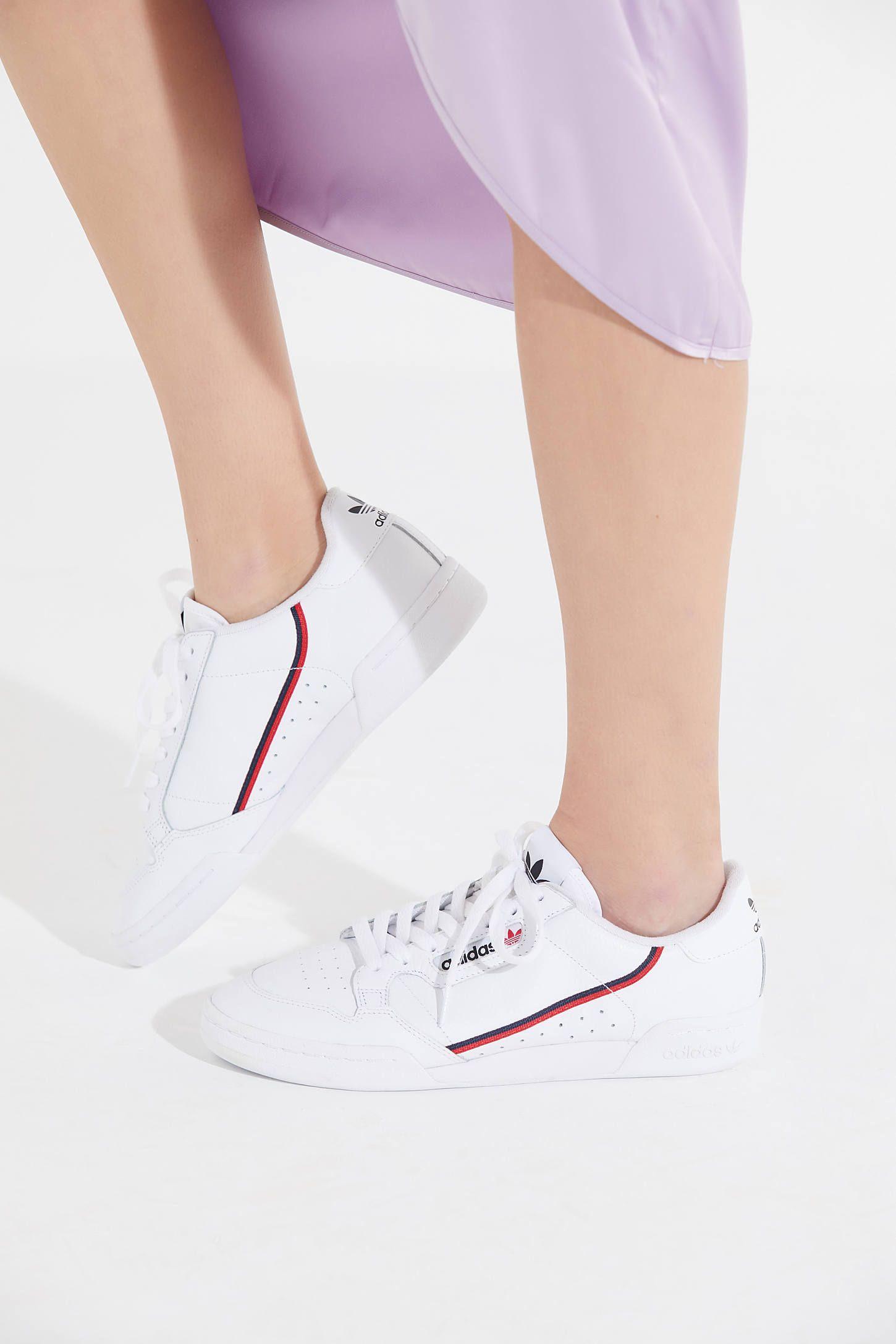 adidas Continental 80 Sneaker | White