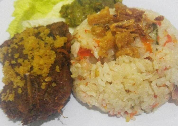 Resep Nasi Liwet Cumi Asin Dan Jambal Roti Oleh Finna Noviyanti Resep Rotis Masakan Resep Masakan