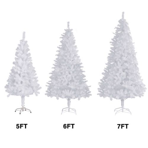 7ft artificial christmas tree bayberry spruce artificial christmas trees 117414 7ft white tree stand xmas holiday season decor indoor outdoor u003e buy it now only 3399 on ebay