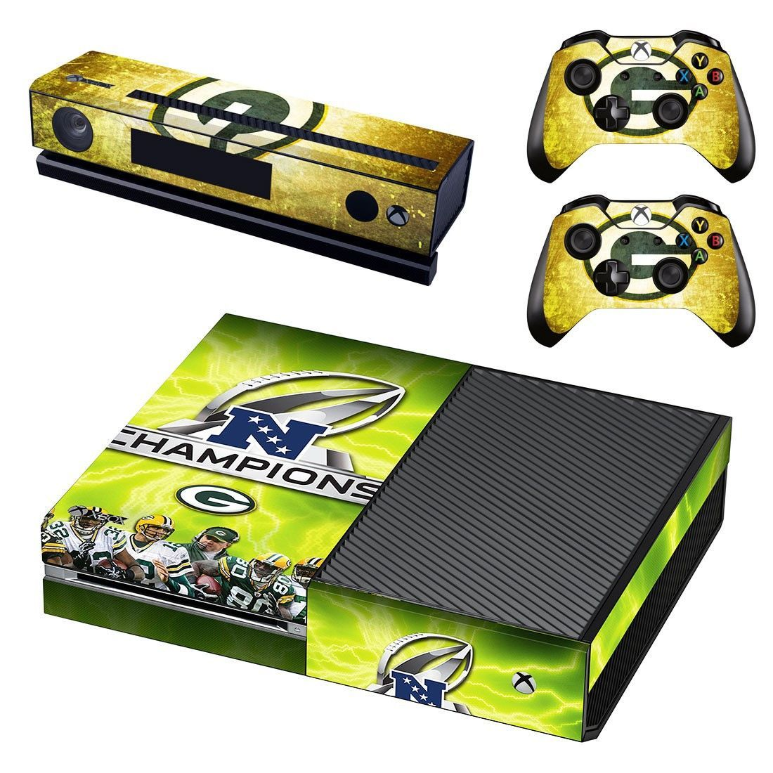 N Champions Skin Decal For Xbox One Console And Controllers Xbox One Skin Xbox One Xbox One Console