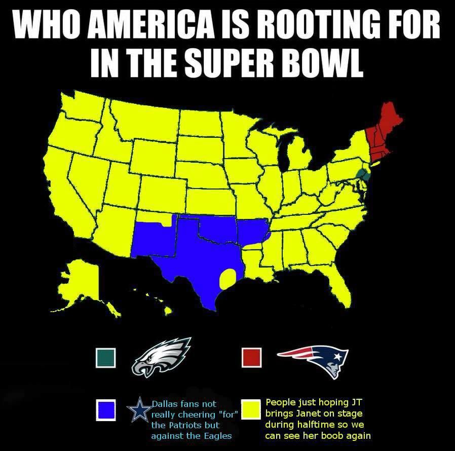 Patriots Vs Eagles 15 Memes To Kick Off Super Bowl Weekend Eagles Super Bowl Patriots