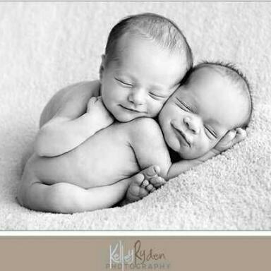 I want twins.. :)