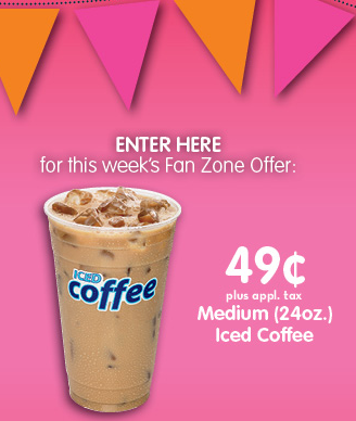 photograph regarding Dunkin Donuts Coupons Printable called Dunkin Donuts Coupon: $0.49 Iced Espresso - Much better Philly