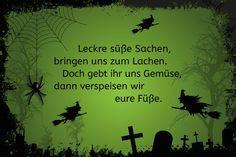 Halloween Sprüche Zum Aufsagen