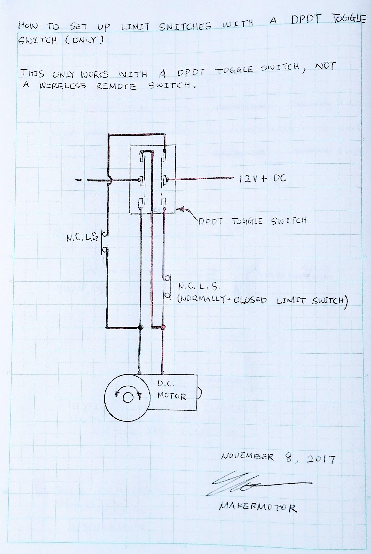 medium resolution of reversing motor wiring diagram for dpdt switch wiring library reverable tarp switch wiring diagram