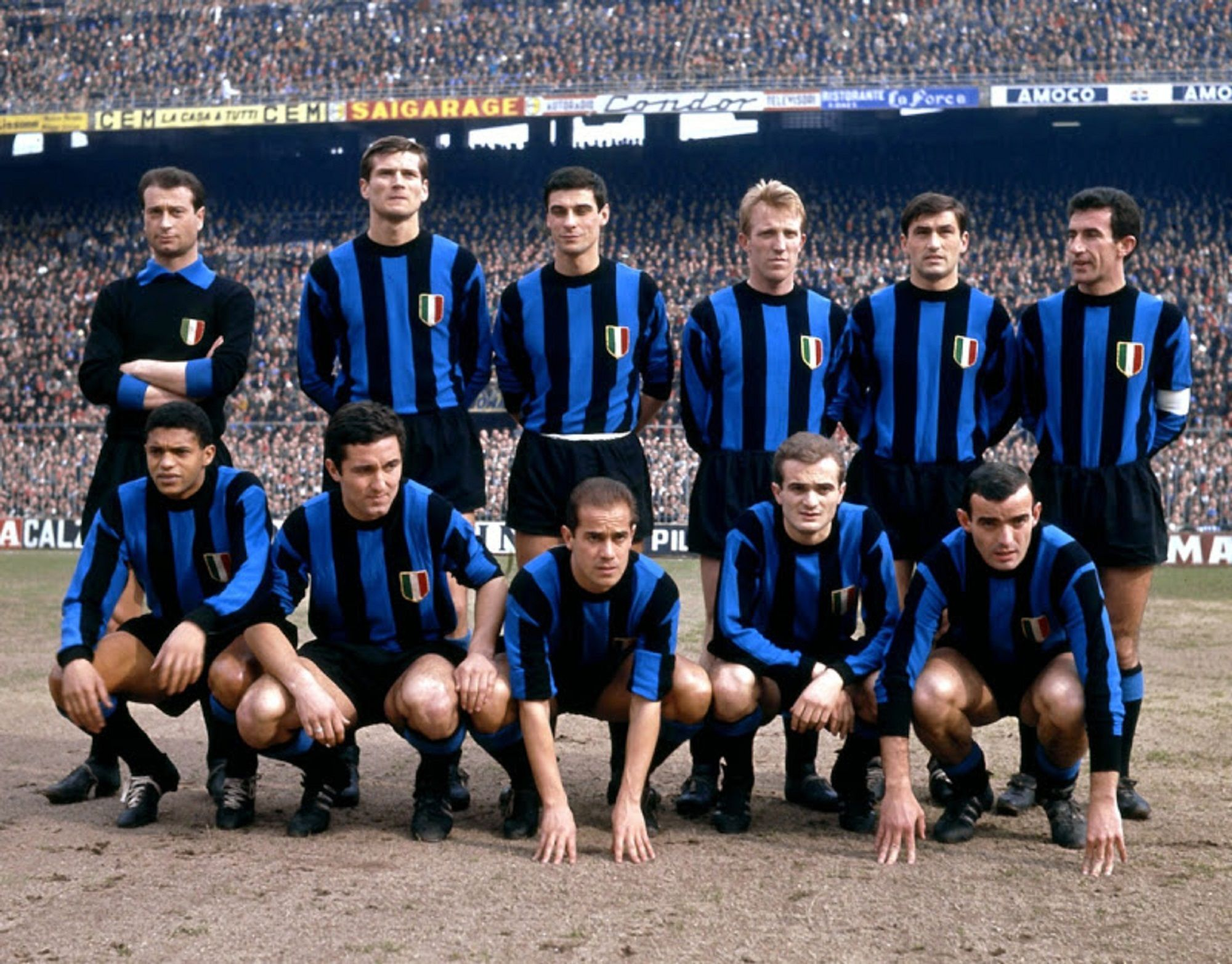 Football Club Internazionale Milano 1963 Giuliano Sarti