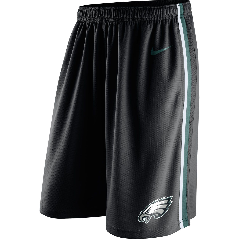 a8794bdb66a Men's Nike Black Philadelphia Eagles Epic Shorts | Philadelphia ...