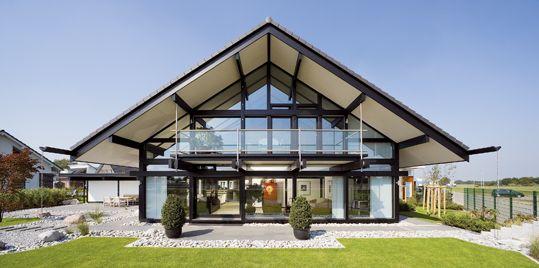 Massivhausbau wie im Zeitraffer Fancy häuser, Haus