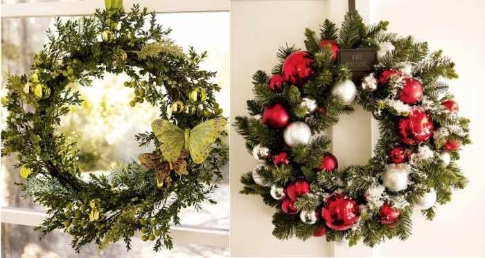 Navidad 12 Ideas para Decorar la Casa -Continuación 2- Navidad - Decoracion Navidea Para Exteriores De Casas