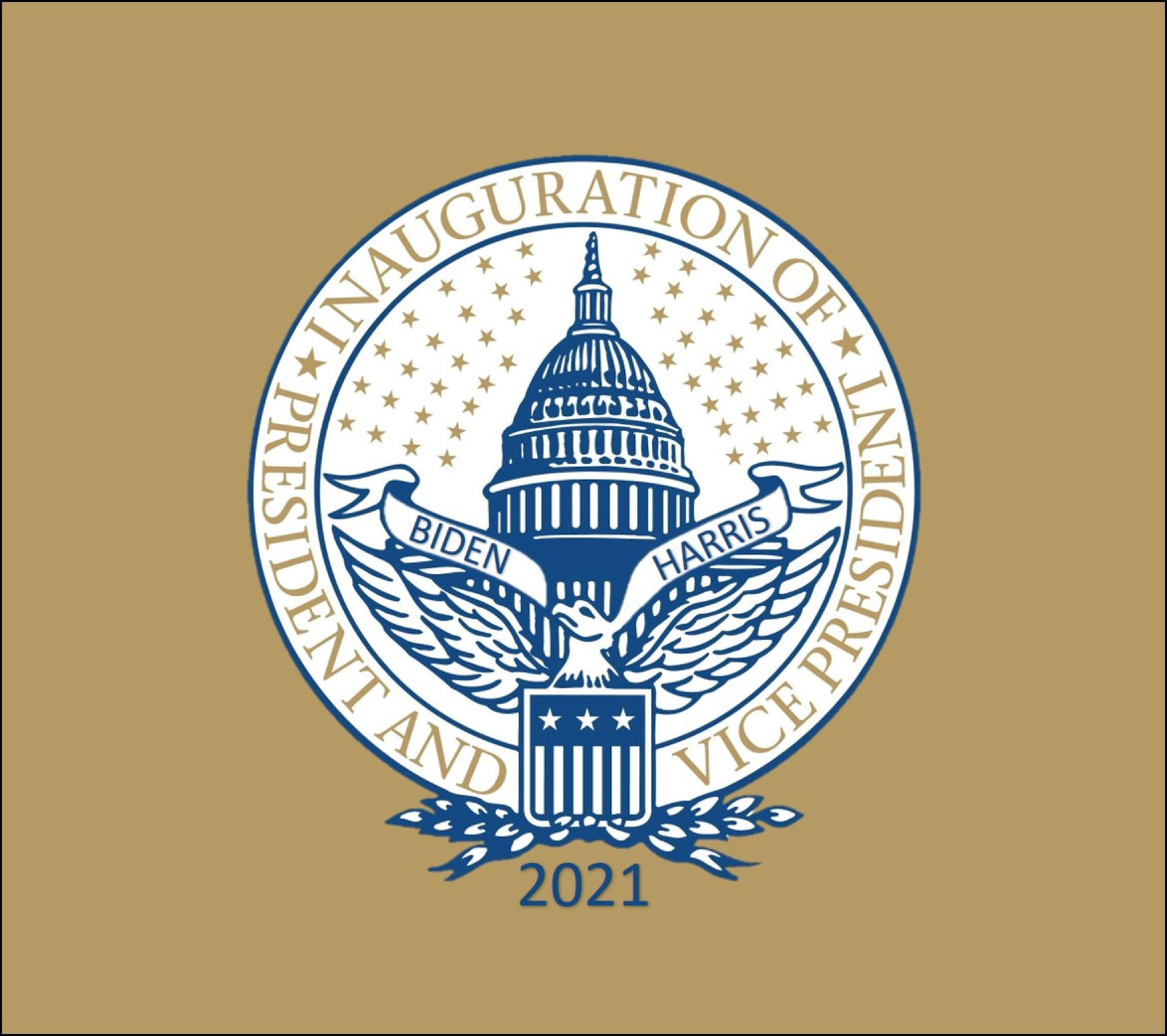 2021 Inauguration Day Inauguration Presidential Inauguration Day