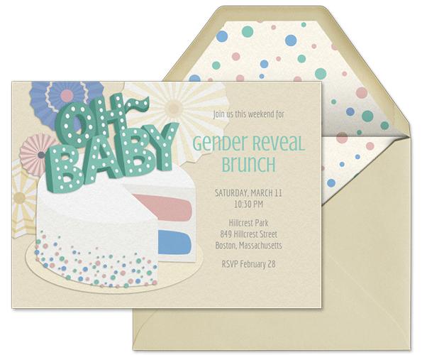 Diy Tiered Cake Stand Evite Wedding Crafts Diy Gender Reveal Invitations Diy Birthday Decorations