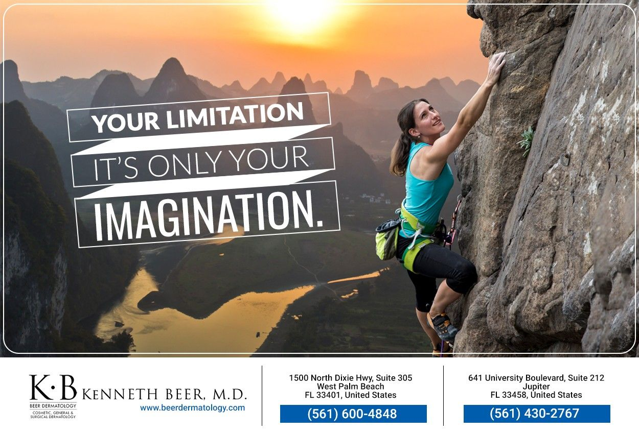 Your Limitaion It's only your IMAGINATION westpalmbeach