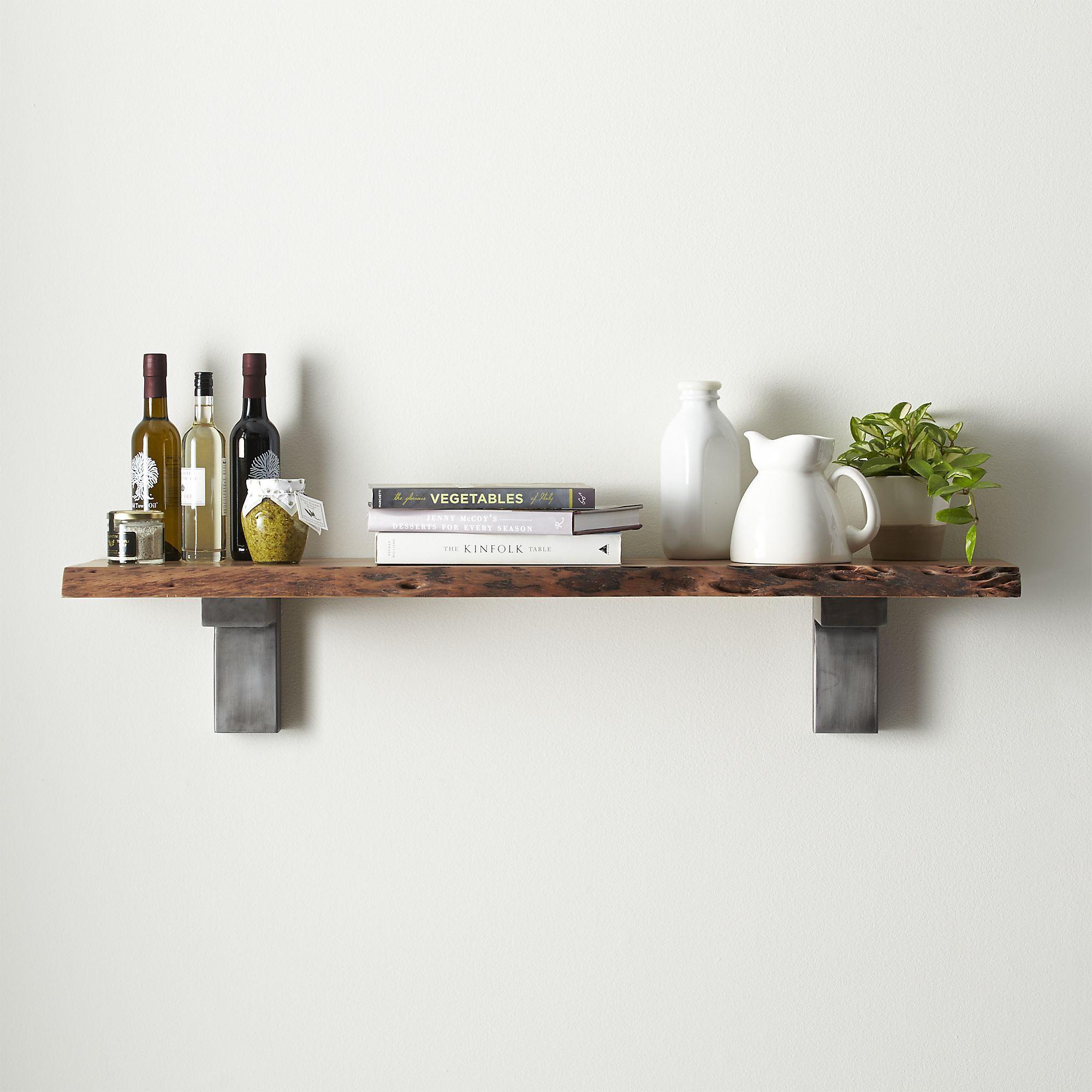 salton wall shelf crate and barrel ideas for the basement wall rh pinterest com  crate and barrel bathroom wall shelf