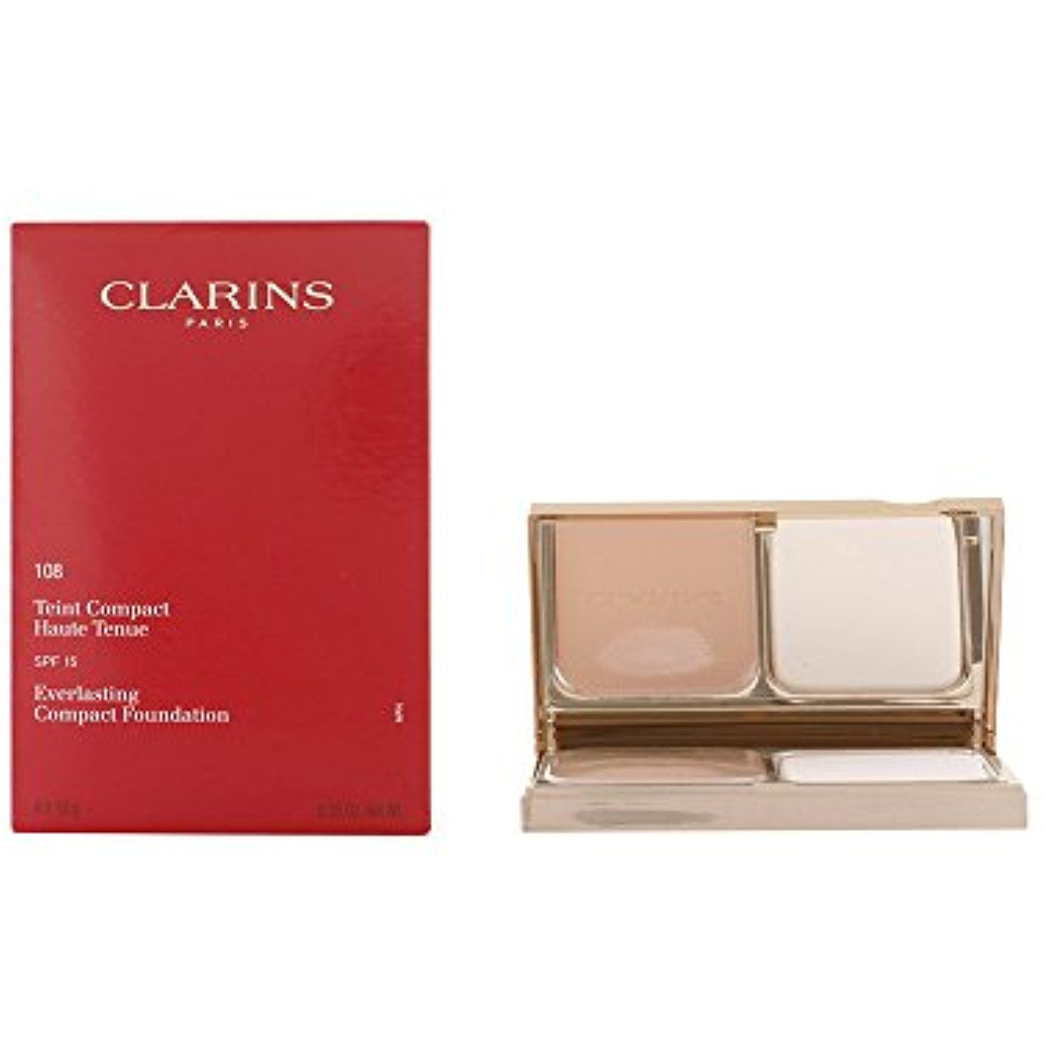 Clarins - Complexion - Everlasting Compact Foundation SPF 15 ** You can get additional details