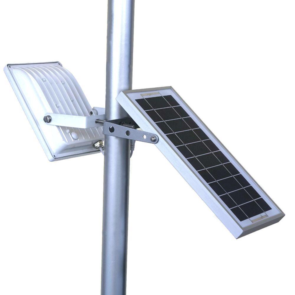 LED Pole floodlight  Mini Alpha 600X Solar Street Light Spotlight