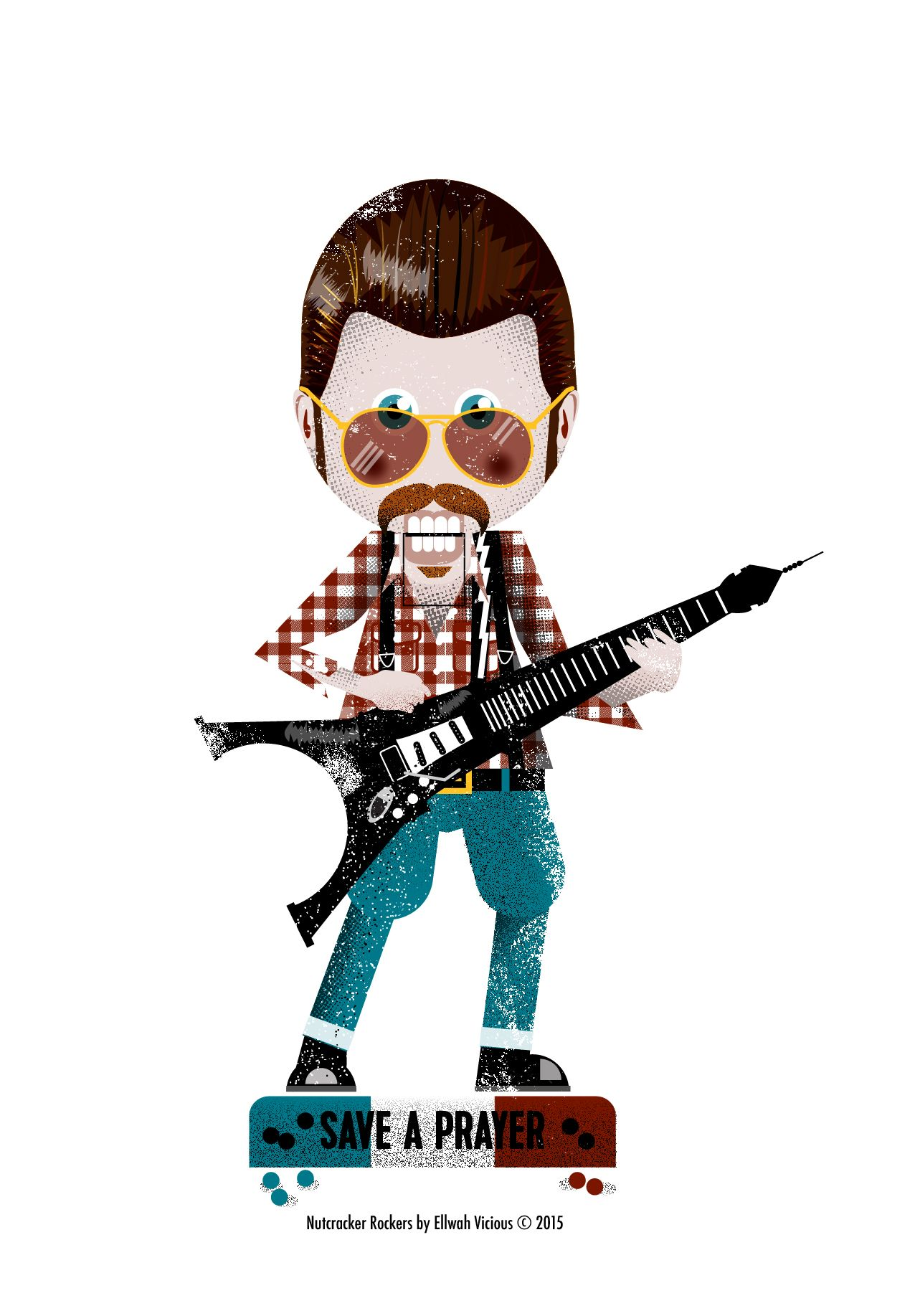 Jesse Hughes (The Eagles Of Death Metal) - Save A Prayer ...