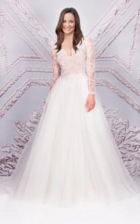 Which dress will Pippa pick? | navy ○ black ○ white | Pinterest ...