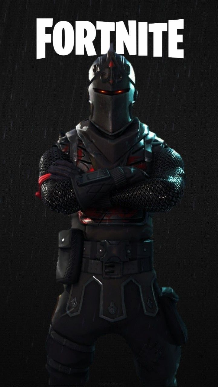 Chevalier Noir Epic Games Fortnite Gaming Wallpapers