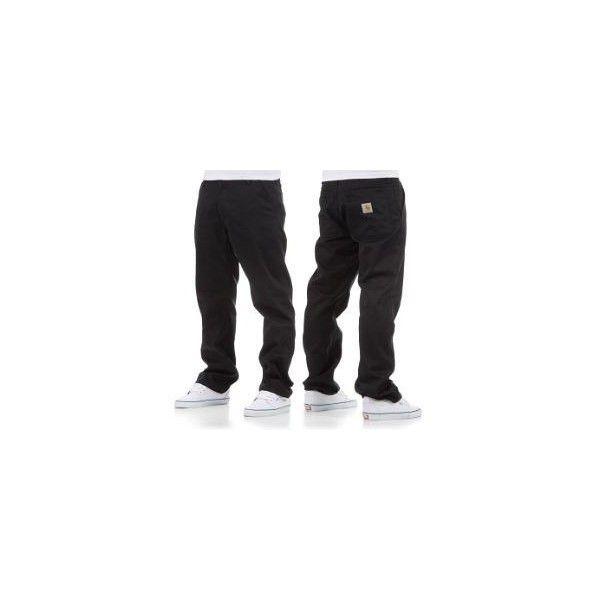 sprzedawca detaliczny 100% najwyższej jakości stabilna jakość Carhartt Monty Pants Black | Men's casual pants | Fruugo ...