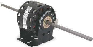 DB6504 5 In. Diameter Double Shaft Motor 1/6-1/8-1/10 HP