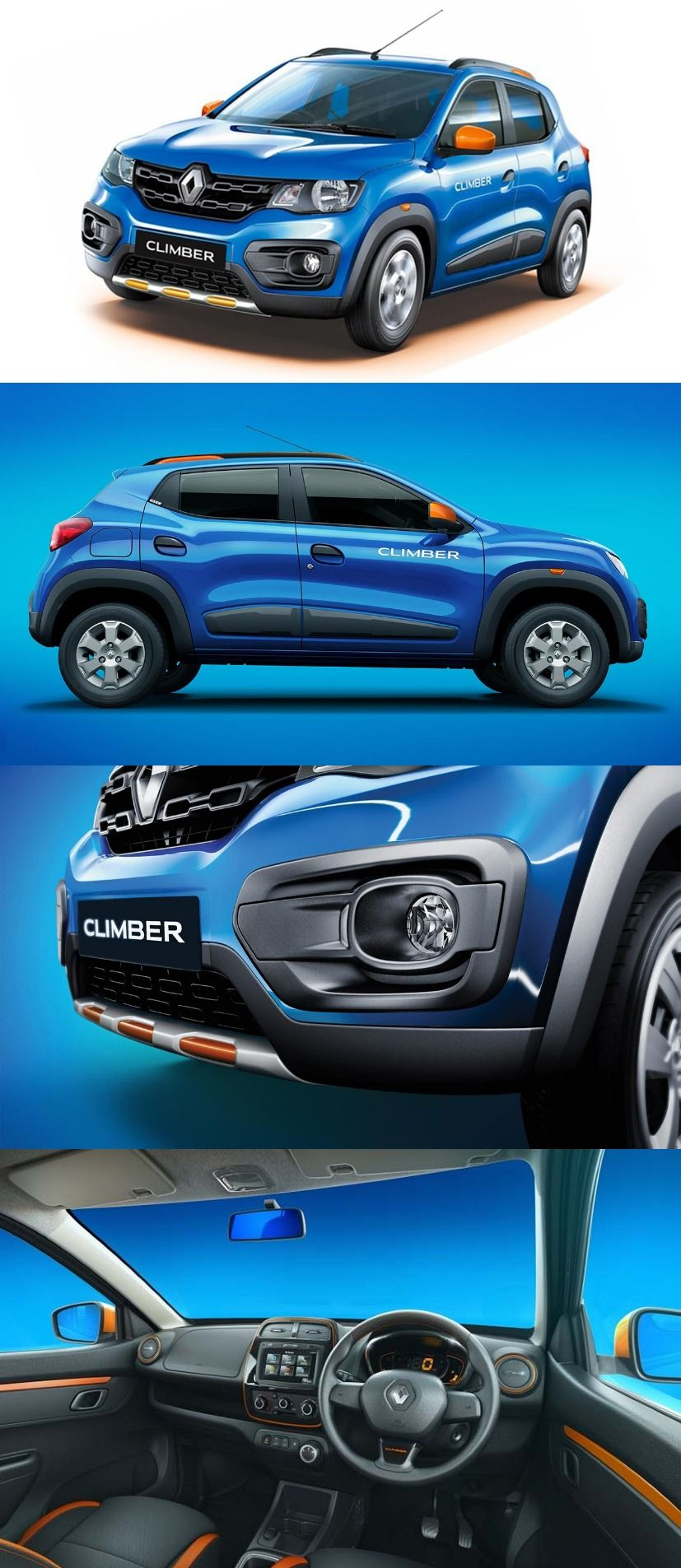 Renault Kwid Climber Edition Launched in India at INR 4.30
