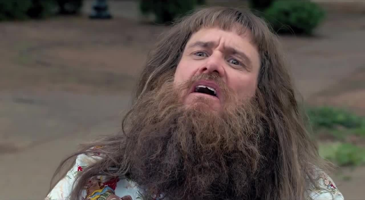 Pin By Niko On Style Dumb And Dumber Jim Carrey Beard No Mustache