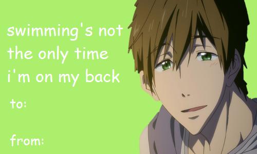 Makoto valentines day meme Free – Anime Valentines Card