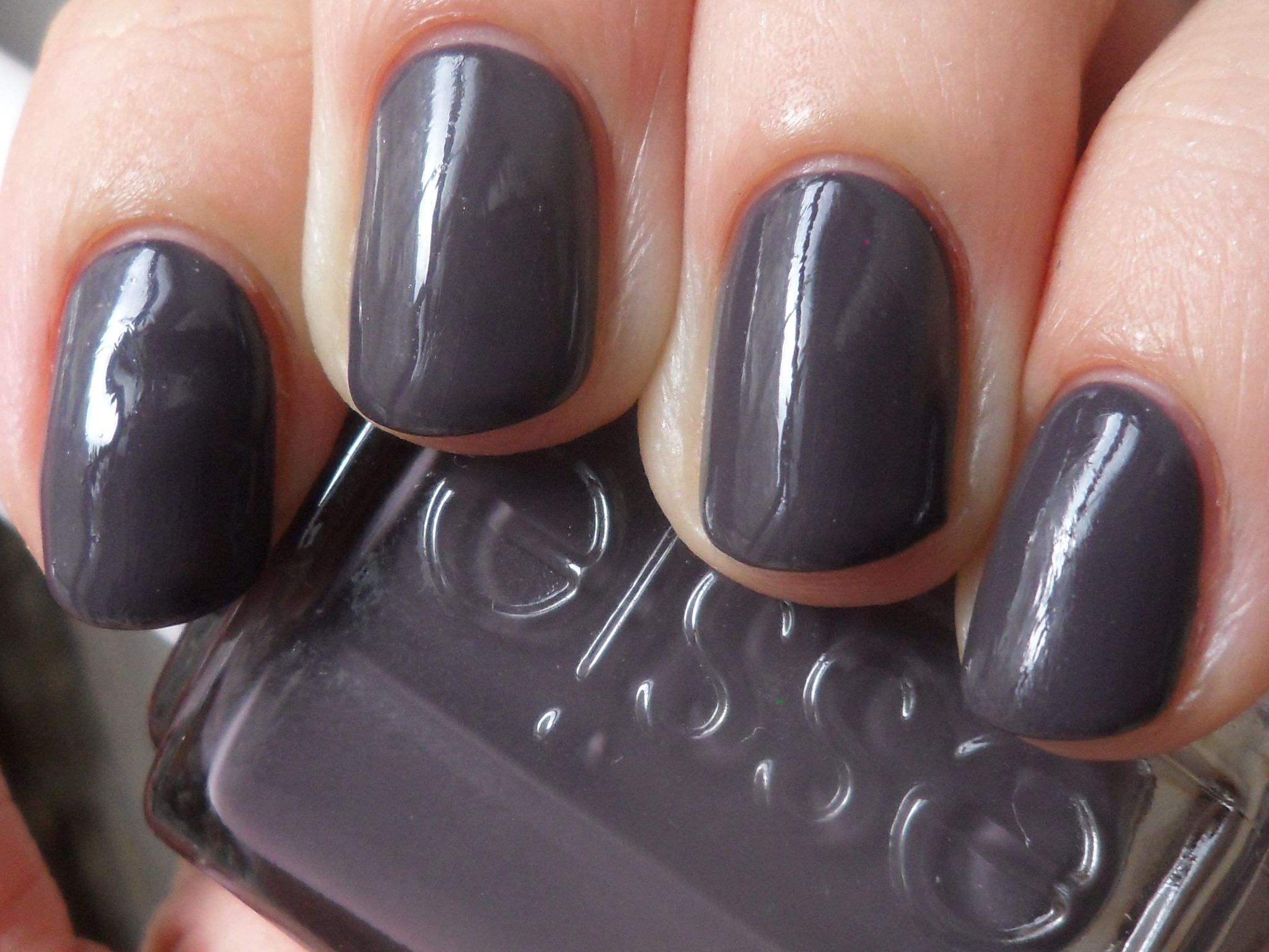 gorgeous fall nail color | My Style Pinboard | Pinterest | Fall nail ...