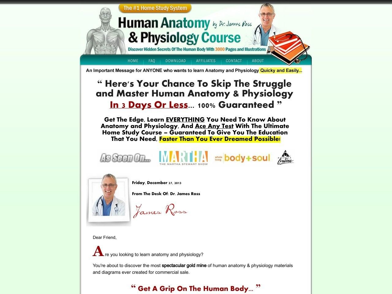 Famoso A Visual Analogy Guide To Human Anatomy And Physiology ...