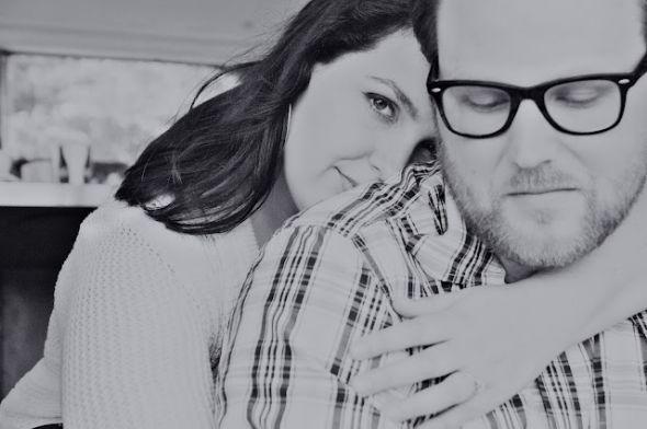Photo of Plus size engagement photos