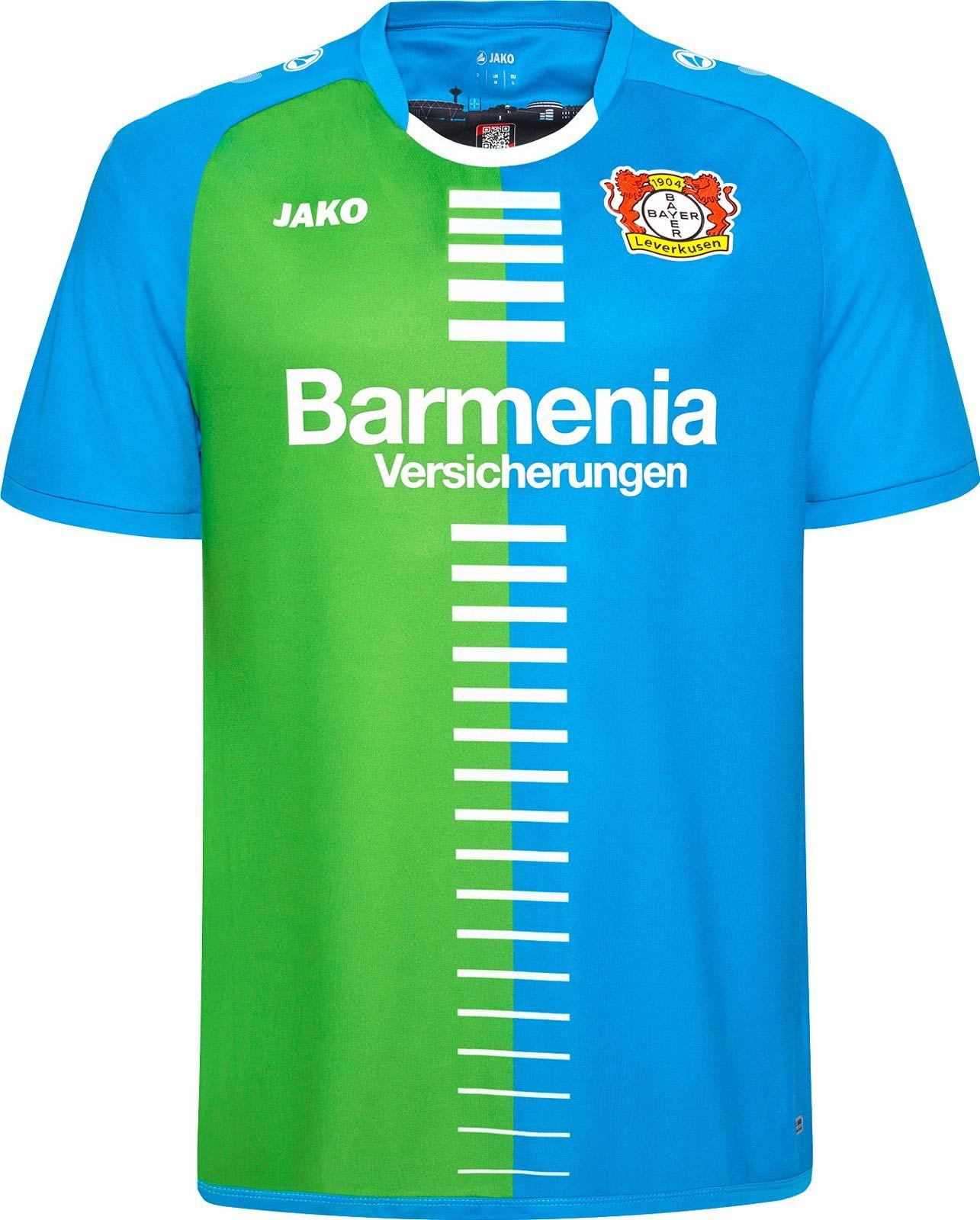 Insane Bayer Leverkusen 16-17 Special Kit Released - Footy ...